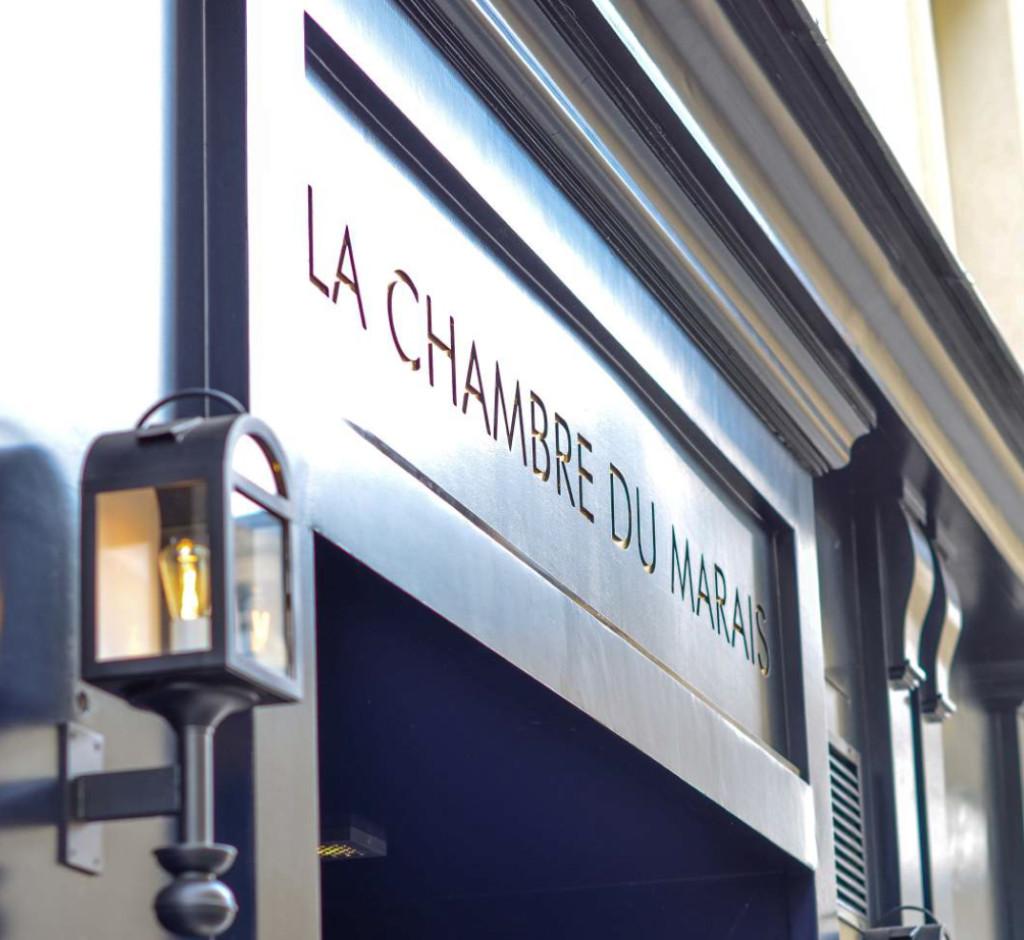 Hotel Paris, Chambre Marais Entrée